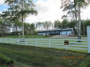 home for sale 13264 Fell Rd Fort St. John, BC V1J 4J3