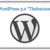"Thumbnail image for New Release WordPress 3.0 ""Thelonious"""