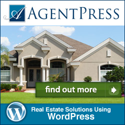 Post image for AgentPress – A Wicked New Real Estate WordPress Theme